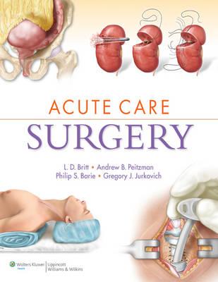 Acute Care Surgery (Hardback)