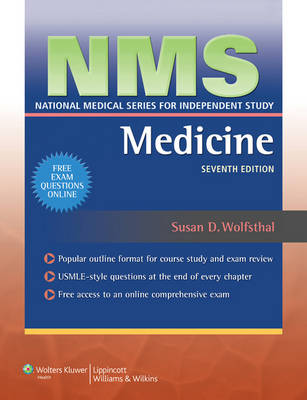 NMS Medicine - National Medical Series for Independent Study (Paperback)