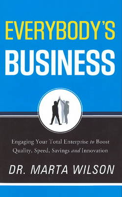 Everybody's Business (Paperback)