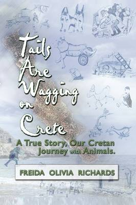 Tails Are Wagging on Crete (Paperback)