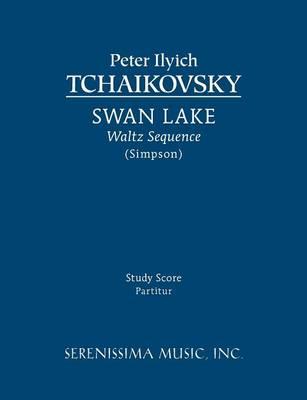 Swan Lake, Waltz Sequence - Study Score (Paperback)