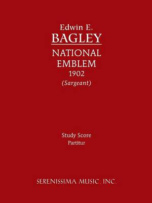 National Emblem: Study Score (Paperback)
