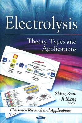 Electrolysis: Theory, Types and Applications (Hardback)