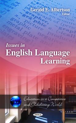 Issues in English Language Learning (Hardback)