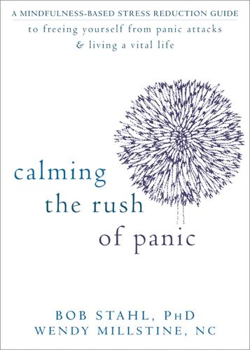Calming the Rush of Panic: A Mindfulness-Based Stress Reduction Guide to Freeing Yourself from Panic Attacks and Living a Vital Life (Paperback)