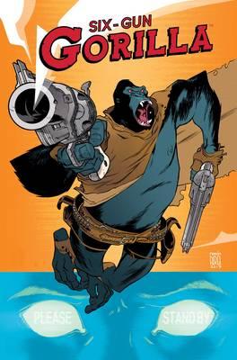 Six-Gun Gorilla (Paperback)