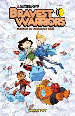 Bravest Warriors Vol. 5 - Bravest Warriors 5 (Paperback)