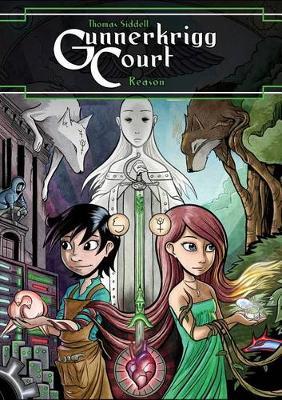 Gunnerkrigg Court Vol. 3 Reason - Gunnerkrigg Court 3 (Paperback)