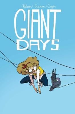 Giant Days Vol. 3 (Paperback)