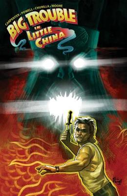 Big Trouble In Little China Vol. 4 (Paperback)