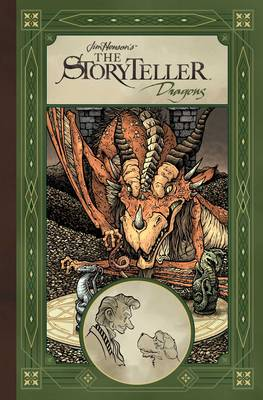 Jim Henson's Storyteller: Dragons (Hardback)