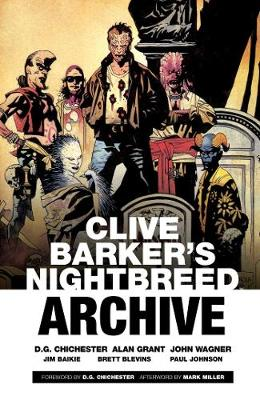 Clive Barker's Nightbreed Archive Vol. 1 (Hardback)