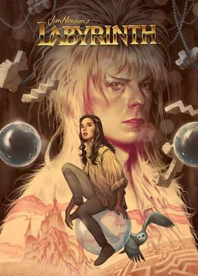 Jim Henson's Labyrinth Artist Tribute (Hardback)