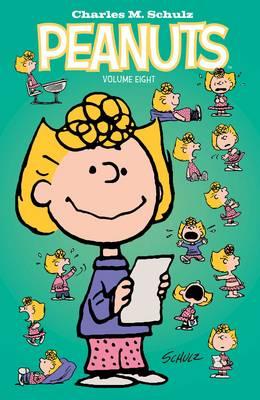 Peanuts Vol. 8 - Peanuts 8 (Paperback)