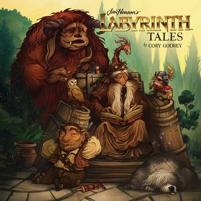 Jim Henson's Labyrinth Tales (Hardback)