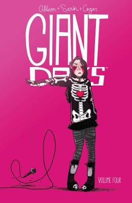 Giant Days Vol. 4 - Giant Days 4 (Paperback)