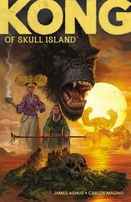 Kong of Skull Island Vol. 1 (Paperback)