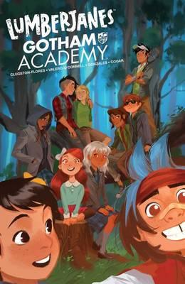 Lumberjanes/Gotham Academy - Lumberjanes (Paperback)