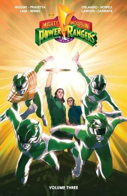 Mighty Morphin Power Rangers Vol. 3 - Mighty Morphin Power Rangers 3 (Paperback)