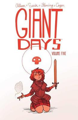 Giant Days Vol. 5 - Giant Days 5 (Paperback)