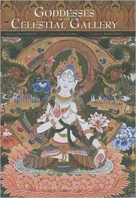 Goddesses of the Celestial Gallery (Hardback)