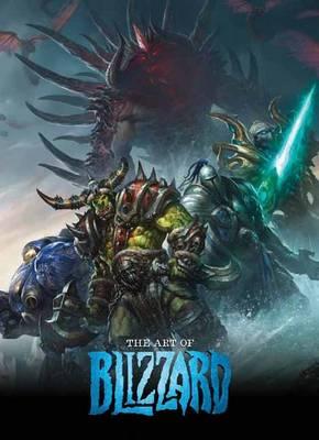 Art of Blizzard (Hardback)