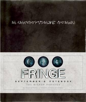 Fringe: September's Notebook (Hardback)