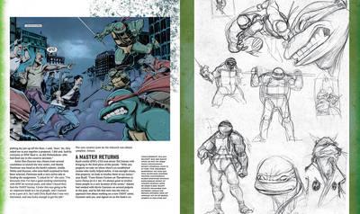 Teenage Mutant Ninja Turtles: Ultimate Visual History (Hardback)