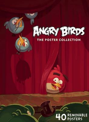 Angry Birds: The Poster Collection - Insights Poster Collections (Paperback)