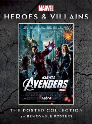 Marvel Heroes and Villains Poster Collection: Poster Collection (Paperback)