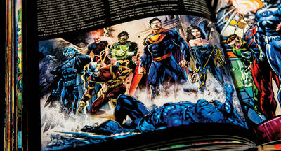 DC Comics: Super-Villains: The Complete Visual History (Hardback)