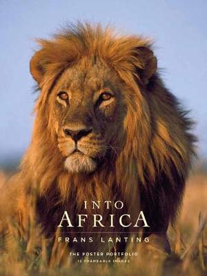 Into Africa: The Poster Portfolio: 12 Frameable Images - Insights Poster Collections (Paperback)