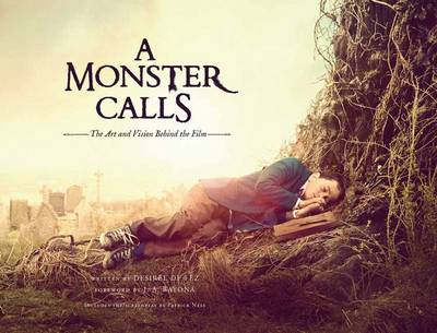 Cover of the book, A Monster Calls.