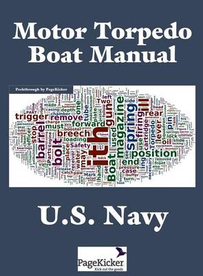Motor Torpedo Boat Manual (Hardback)