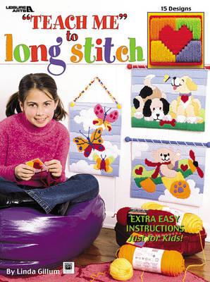 """Teach Me"" to Long Stitch (Paperback)"