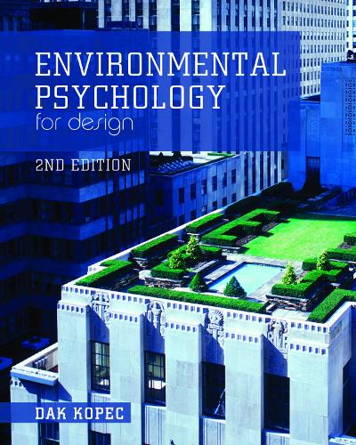 Environmental Psychology for Design (Paperback)