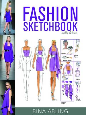 Fashion Sketchbook (Hardback)