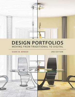 Design Portfolios: Moving from Traditional to Digital (Paperback)