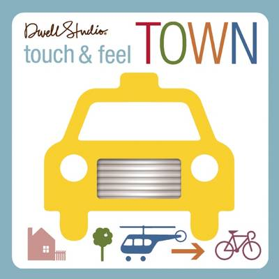 Touch and Feel Town (Board book)