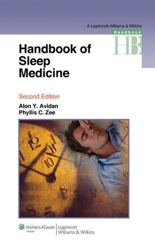 Handbook of Sleep Medicine - Lippincott Williams and Wilkins Handbook Series (Paperback)