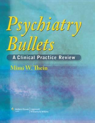 Psychiatry Bullets (Paperback)