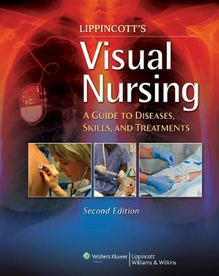 Lippincott's Visual Nursing: A Guide to Diseases, Skills, and Treatments (Paperback)
