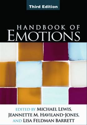 Handbook of Emotions, Third Edition (Paperback)