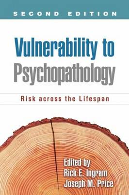Vulnerability to Psychopathology: Risk Across the Lifespan (Paperback)