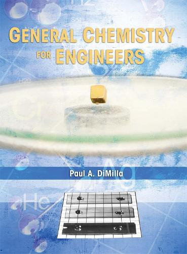 General Chemistry for Engineers (Paperback)