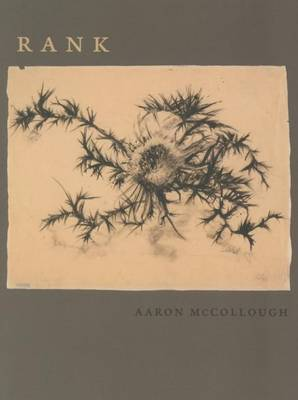 Rank - Kuhl House Poets (Paperback)