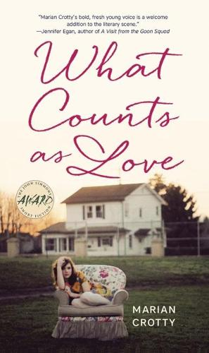 What Counts as Love - Iowa Short Fiction Award (Paperback)
