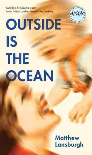 Outside is the Ocean - Iowa Short Fiction Award (Paperback)