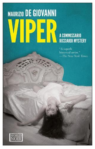 Viper: A Commissario Ricciardi Mystery (Paperback)