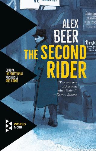 The Second Rider (Paperback)